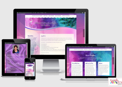 Holistic website design