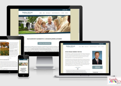 Law Office website Marlborough